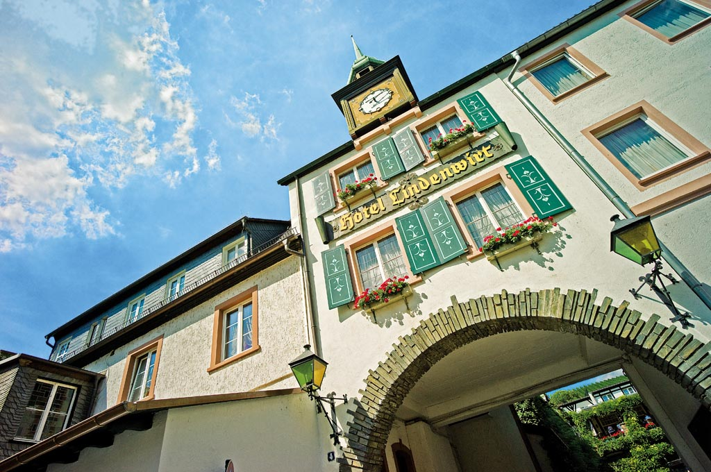Hotel Lindenwirt, Rudesheim, Germany